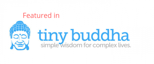 featured in tiny buddha