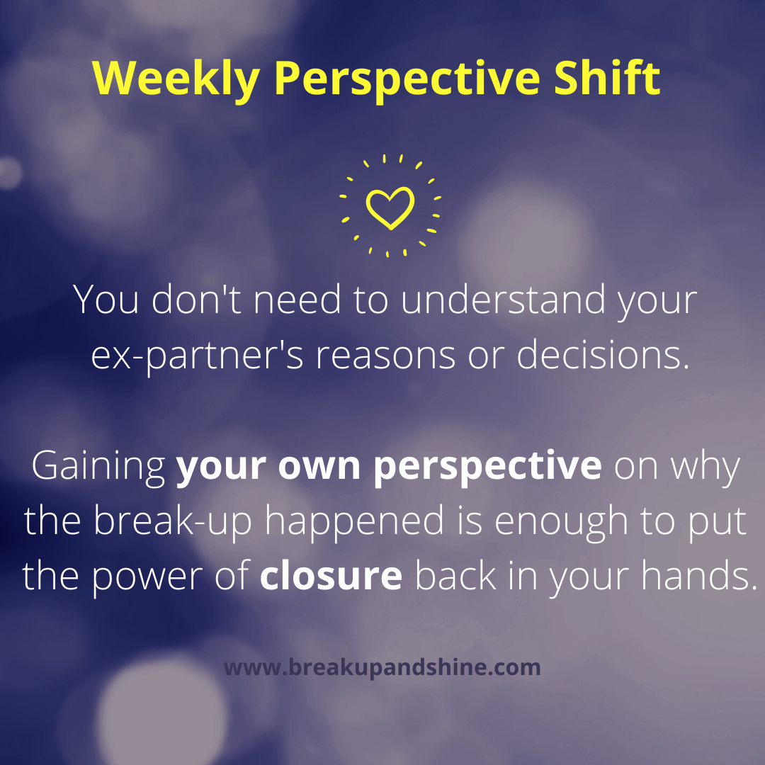 perspective for closure